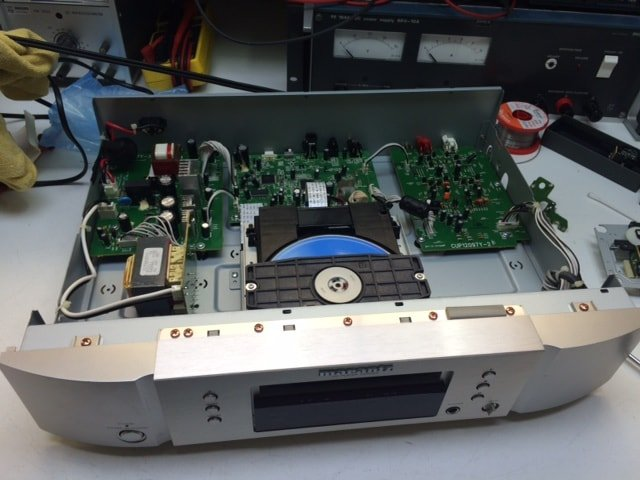 Marantz CD player (New Laser)