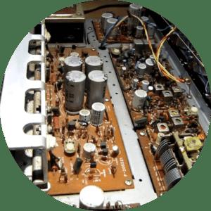 Vintage Audio repair _ Herstelling kapot toestel